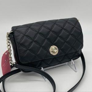 Kate Spade Natalie Flap Turnlock Crossbody Bag
